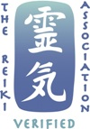 Reiki Association Verified Practitioner